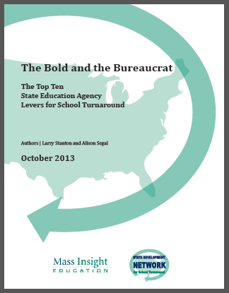 The Bold and the Bureaucrat